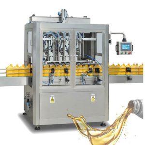 Linea di riempimento del grasso della macchina di riempimento del sapone liquido da 100 - 5000 ml