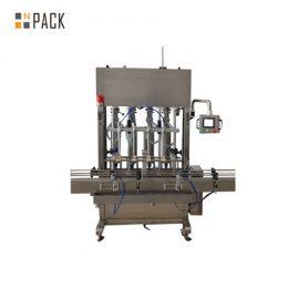 Riempitrice a gravità liquida con fertilizzante automatico a 12 teste 500ml-5L