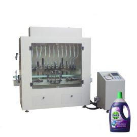 Attrezzatura per il riempimento di bottiglie di liquidi per disinfezione anticorrosiva