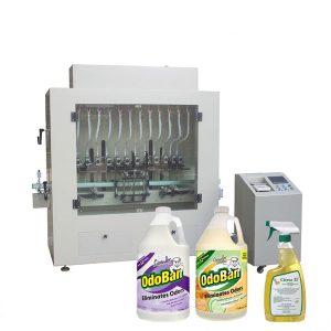 Disinfettante disinfettante anticorrosivo per mani e macchina per il riempimento di liquidi con alcool