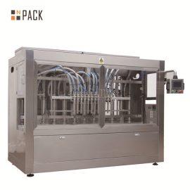 Tipo lineare 12 schiumogeno automatico ad alta schiumatura a liquido per bottiglie in PET