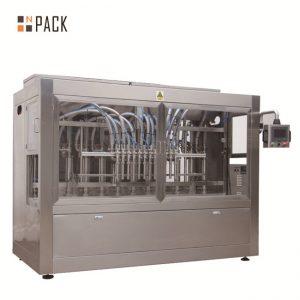 Riempitrice automatica di liquidi anticorrosione con 12 ugelli di riempimento