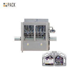 Macchina di rifornimento della latta 5-25L, macchina di rifornimento del peso netto per olio lubrificante 1200 B / H