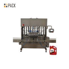 Ugelli della macchina di rifornimento di olio del motore del lubrificante di alta precisione 8 per industria meccanica