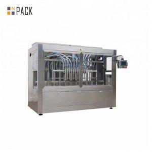 Riempitrice per detersivo liquido per bucato 0,5-5L 0,5 ugelli 3000 b / h
