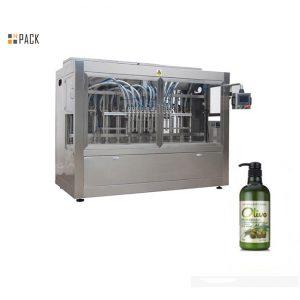 100 ml - 1L Riempitrice liquida per shampoo / lozione / sapone