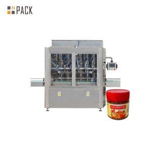 Macchina di rifornimento dell'inceppamento della macchina di rifornimento della salsa di resistenza all'abrasione Acciaio inossidabile 304