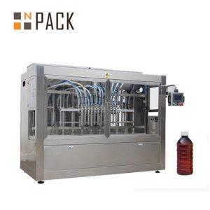 Riempitrice automatica resistente alla polvere per fertilizzante organico / liquido biologico