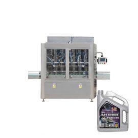 High Efficiency Bottle Filling Line 500ML – 5L Lubricating Oil Filling Line