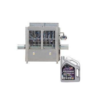 Linea di riempimento bottiglie ad alta efficienza 500 ML - Linea di riempimento olio lubrificante 5L