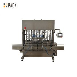 Riempitrice liquida corrosiva automatica da 1L-1 gallone per detergente