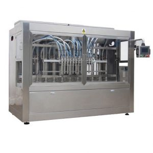 Confezionatrice per fertilizzante liquido 500ml - 5L Volume