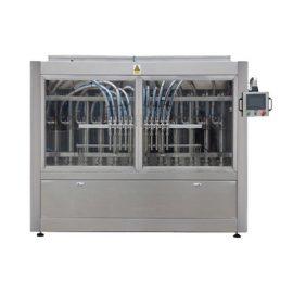 Macchina di rifornimento automatica del servomotore per marmellata marmellata 100ml-1l del pistone