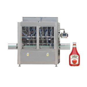 Riempitrice liquida per pasta di viscosità automatica con olio al miele e salsa di pomodoro