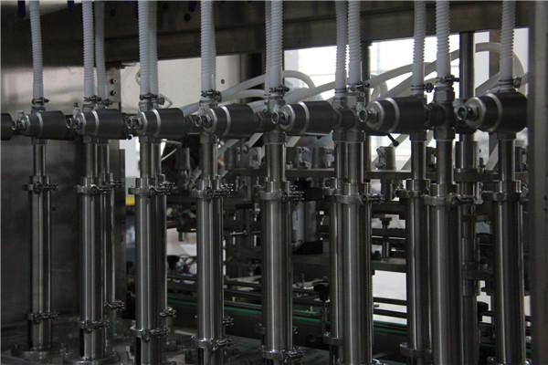 Riempitrice per liquidi in bottiglia per gel doccia detergente liquido automatico