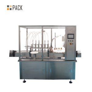 Linea di produzione tappatura tappatura riempimento riempimento E-Liquid