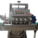 Una macchina di piegatura di alluminio del cappuccio di vite della tappatrice / ROPP della bottiglia delle teste