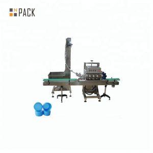 Impacchettatrice rotativa a testa singola con servomotore della tappatrice rotativa